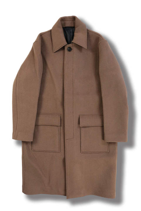 KEY COAT UPDATE(CHESTNUTS BROWN)