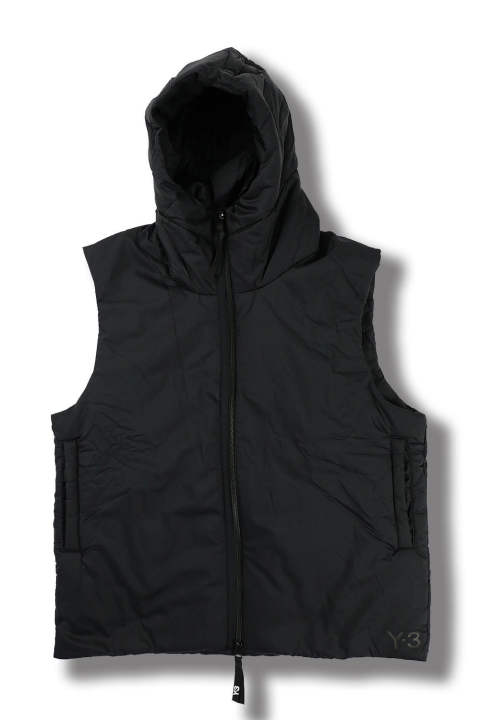 U ADIZERO HOODED VEST(BLACK)