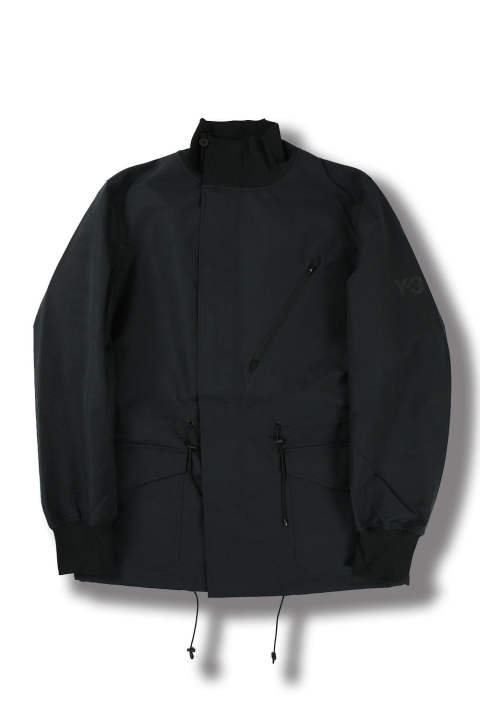 M NYLON FIELD JACKET(BLACK)