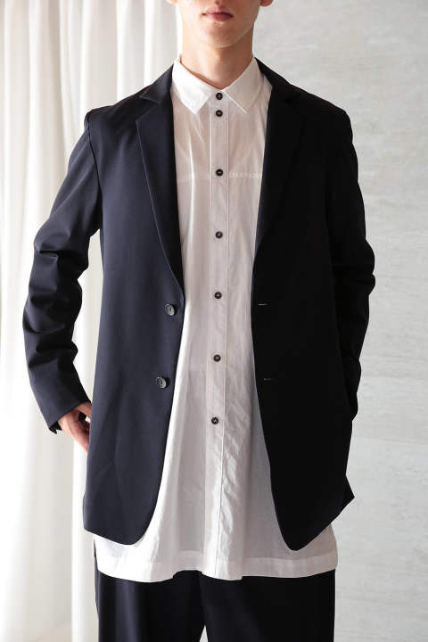 TAILORED JACKET(NAVY)