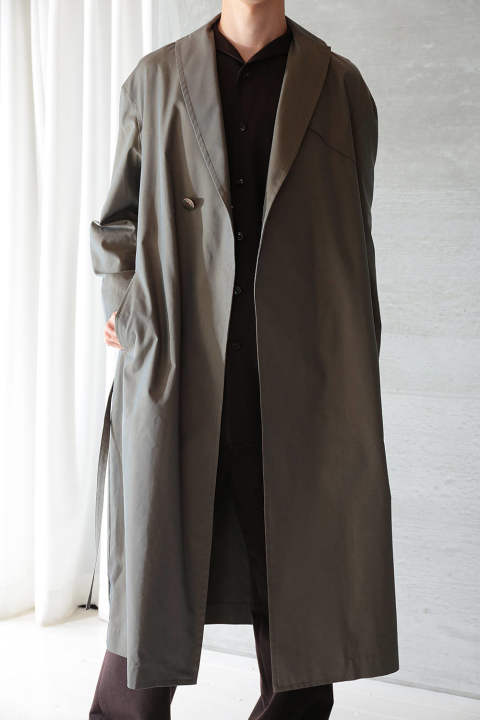 【ラスト1点】tamamushi wide coat