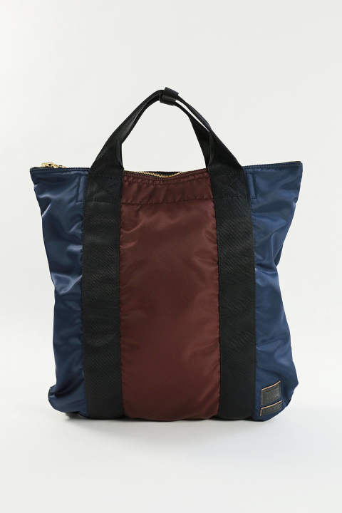 2WAY TOTE BAG(NAVY)