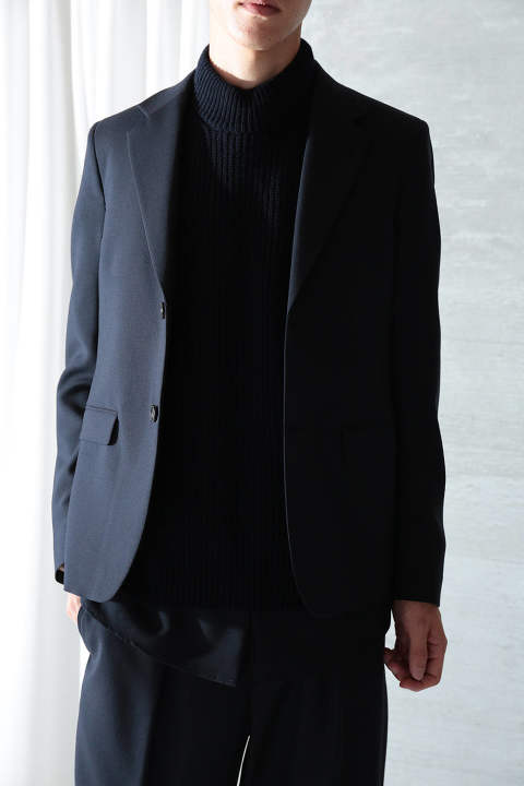 【ラスト1点】TAILORED JACKET(BLUE NAVY)