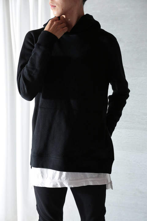 【ラスト1点】HOODED VILLAIN(BLACK)