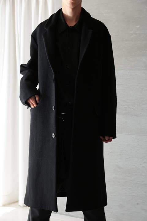 NOVE COAT(BLACK)
