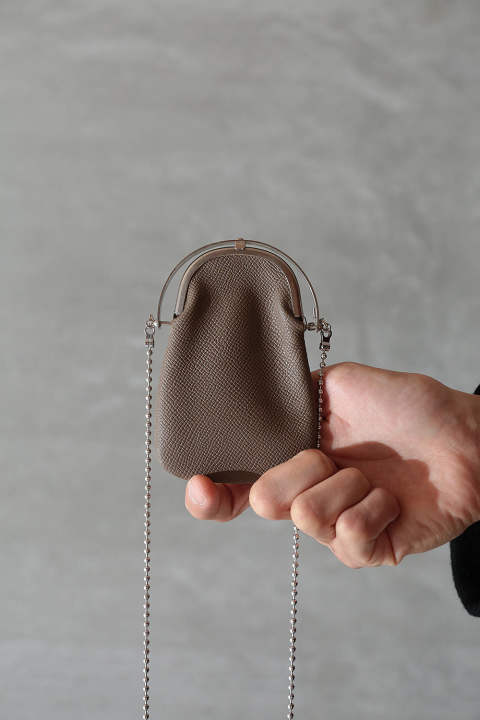 CHAIN PURSE(TOPE)