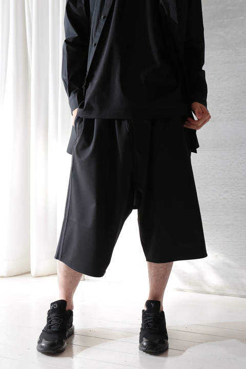 M CRFT 3STP SHORTS(BLACK)