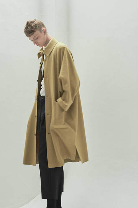 【20SS】TPS TRENCH COAT(YELLOW)