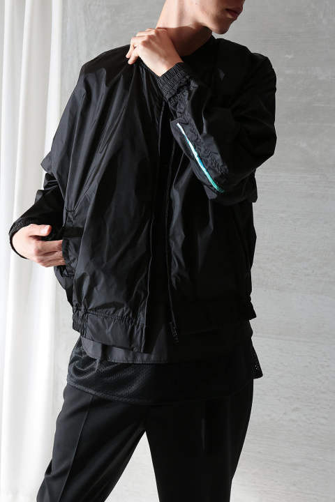 【20SS】BALLOON BLOUSON - IDA -(BLACK)