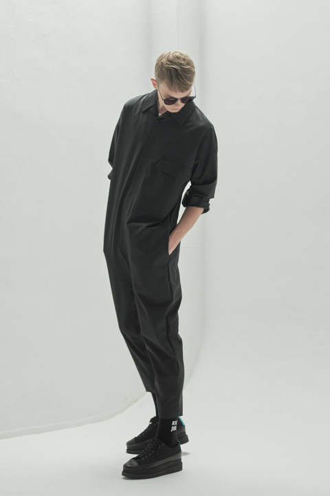 【20SS】ALL-IN ONE(BLACK)
