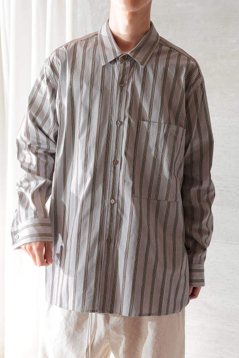 【ラスト1点】SHIRTS(LIGHT PURPLE/EH40SH-03/15A)