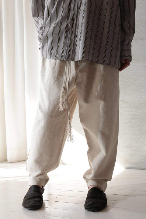 CORD PANTS(HAPPINESS/EH40P-05/01)