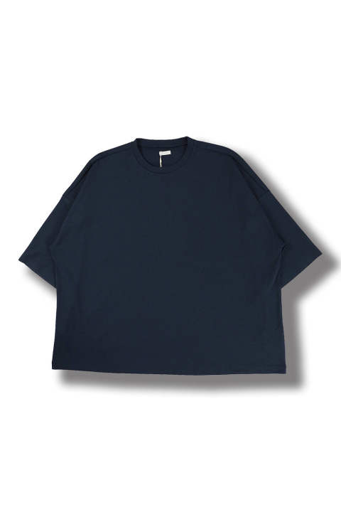 BASKETBALL T-SHIRT(NAVY)