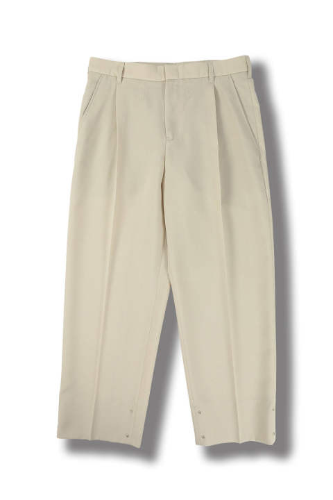 UN(I)FORM-STRAIGHT PANTS(BEIGE)