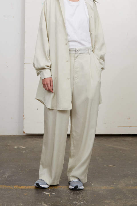 【ラスト1点】MILITARY DOCKING PANTS(OFF WHITE)