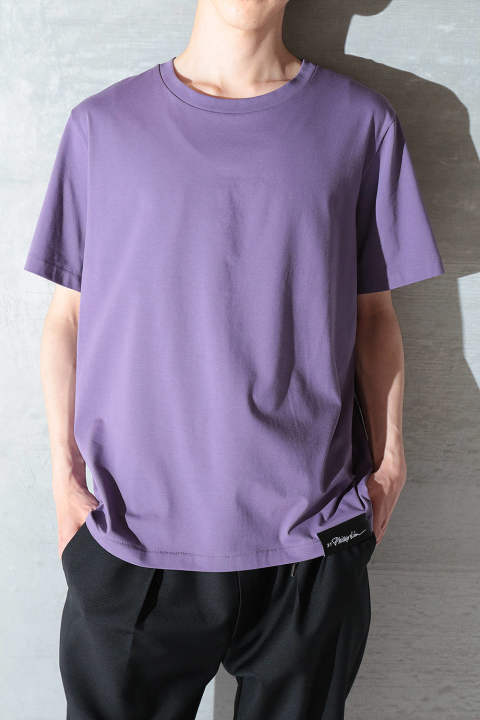 SS PERFECT TEE(GRAPE)