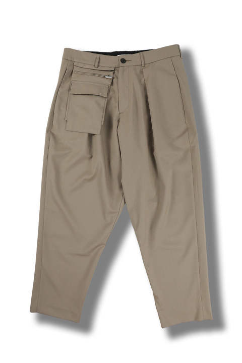 UTILITY TROUSERS(TAUPE)