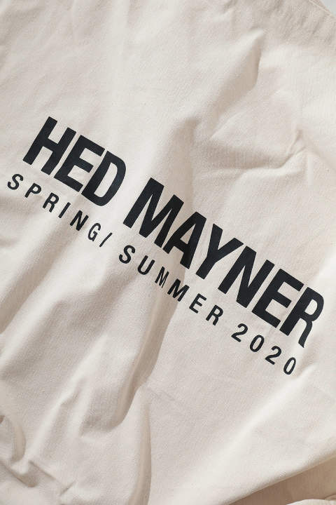 【HED MAYNER】20SS COLLECTION