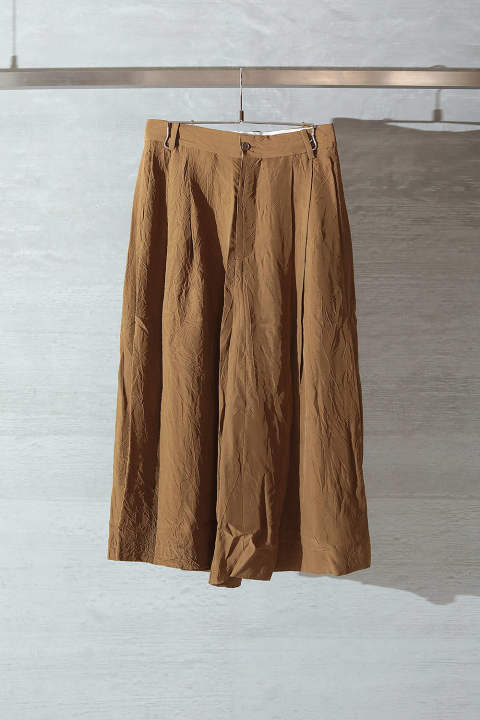 LOOSE PANTS(CINNAMON)