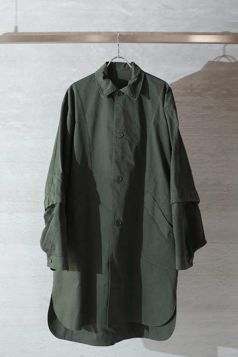 GLUE JACKET(SWAMP GREEN)