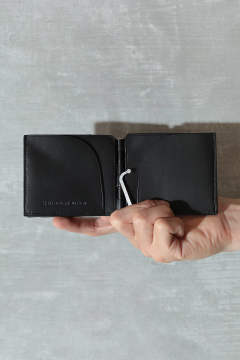 "【再入荷/ラスト1点】MINI WALLET""HINGE""(BLACK)"